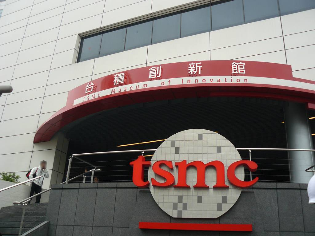 TSMC, will commence construction of a new 3 nm chip ...